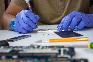 Tablet reparatie Arnhem